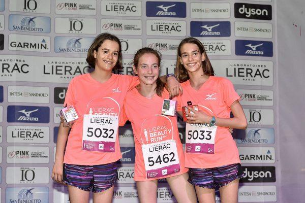 Foto LaPresse - Fabio Ferrari17 06 2017 Milano ( Italia )SportLierac Beauty Run 2017, la corsa dedicata alle donne.Nella foto:durante la manifestazione