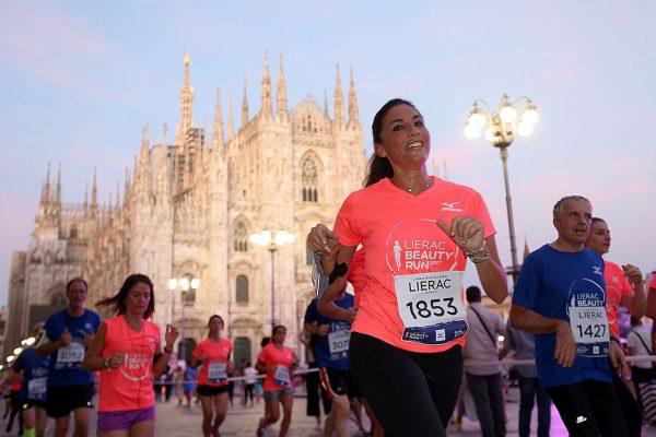 Foto LaPresse - Stefano Porta17 06 2017 Milano ( Italia )SportLierac Beauty Run 2017, la corsa dedicata alle donne.Nella foto: Federica Fontana Photo LaPresse - Stefano PortaJune 17, 2017 Milan ( Italy )sportLierac Beauty Run 2017, the race dedicated to women.