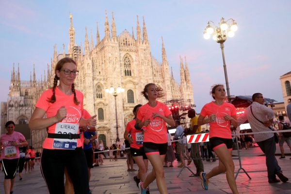 Foto LaPresse - Stefano Porta17 06 2017 Milano ( Italia )SportLierac Beauty Run 2017, la corsa dedicata alle donne.Photo LaPresse - Stefano PortaJune 17, 2017 Milan ( Italy )sportLierac Beauty Run 2017, the race dedicated to women.