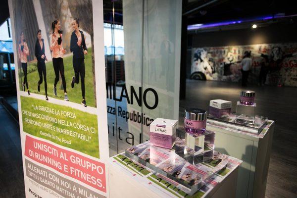 Foto LaPresse/Stefano De Grandis17/03/18 MilanoAllenamento lierac