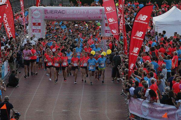 Foto LaPresse - Spada09 Giugno 2018 - Arena Civica , Milano (Italia)  Lierac Beauty Run 2018 Sport Nella foto: partenza 5 km competitivaPhoto LaPresse - SpadaJune 09  , 2018 Milan  (Italy )  Sport Lierac Beauty Run 2018 In the pic: start 5 km